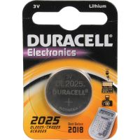 Battery Coin Cell CR2025 Duracell