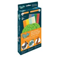 3Doodler Start DoodleBlock Wild Animals + 48 Strands