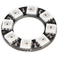 LED Ring - 8 x WS2812 5050 RGB