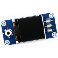 "Pi Display LCD 1.44"" HAT 128x128"
