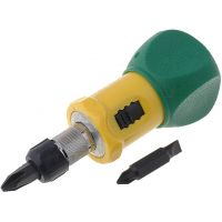 Screwdriver 95mm 2 Tips