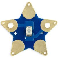 Sewable Star LEDs (Pack of 4)