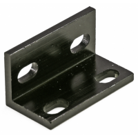 OpenBuilds Universal L Bracket - Double Black