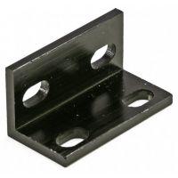 OpenBuilds Universal L Bracket - Double Black