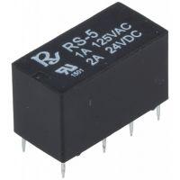 Relay 5V DPDT (1A/125V)