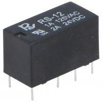 Relay 12V DPDT (1A/125V)