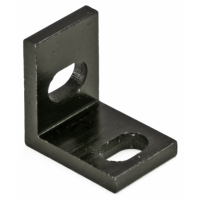 OpenBuilds Universal L Bracket - Single Black