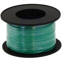 Hook-up Stranded Wire 20AWG / 0.52mm2 - Green 12m