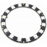 LED Ring Large - 16 x WS2812 5050 RGB