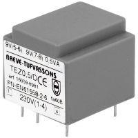 Transformer 230V/9V 0.5VA