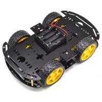 Robot Smart Car 4WD - Chassis 26cm