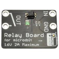 Low Voltage Relay for BBC micro:bit (solid state)