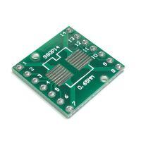 Adapter SOP14 to DIP14 Pitch 1.27mm