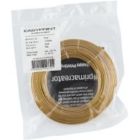 EasyPrint PLA Sample Filament - 1.75mm - 50g - Gold