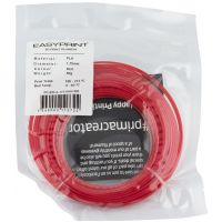 EasyPrint PLA Sample Filament - 1.75mm - 50g - Red