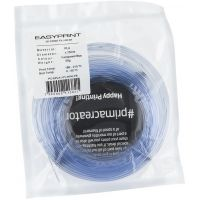 EasyPrint PLA Sample Filament - 1.75mm - 50g - Tranparent Blue