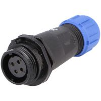 Connector SP13 4-Pin Female