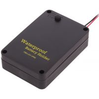 Battery Holder 3xAΑ - Waterproof
