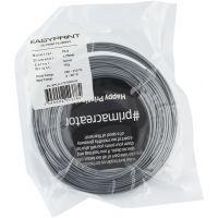 EasyPrint PLA Sample Filament - 1.75mm - 50g - Silver