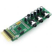 Waveshare Stereo Audio Coder/Decoder - UDA1380