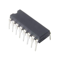 Binary Full Adder - 74HC283