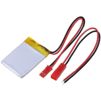 Polymer Lithium Ion Battery - 3.7v 270mAh