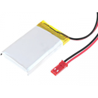 Polymer Lithium Ion Battery - 3.7v 850mAh