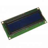 Basic 16x2 Character LCD - White on Blue 5V (I2C Protocol)