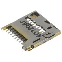 microSD Socket for Transflash