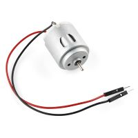 Hobby Motor 3-6V DC with Wires