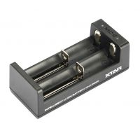 Charger for Batteries Li-Ion 2x18650 0.25/0.5A USB
