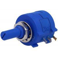 Potentiometer Multiturn 100Kohm - D6.3mm H13mm PCB