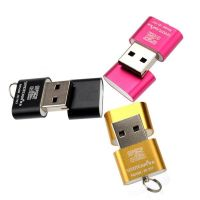 Siyoteam USB 2.0 Micro SD/Micro Card Reader