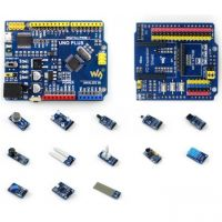 Waveshare Uno Plus Package (Arduino Compatible)