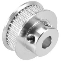 Aluminum GT2 Timing Pulley - 40T - 12mm Bore