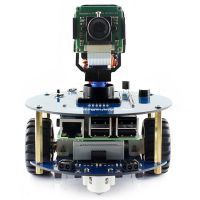 AlphaBot2 Robot Building kit for Raspberry Pi 3 Model B (no Pi)