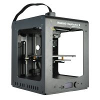 3D Printer - Wanhao Duplicator 6 Plus with Covers