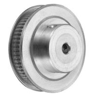 Aluminum GT2 Timing Pulley - 60T - 6mm Bore
