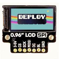 "Pimoroni Breakout SPI Display 0.96"" 160x80 LCD (Colour)"