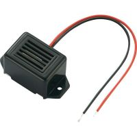 Buzzer 3VDC 75dB with Wire