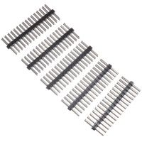 Pin Header Extra-long 1x16 Male 2.54mm (5 pieces)