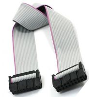 IDC Ribbon Cable 2x8 Pin - 30cm (Without Clip)