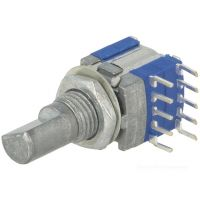 Rotary Switch - 3 Position 0.1A 2-Pole