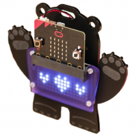 Pimoroni scroll:bit - micro:bit Kit