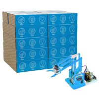 MeArm Robot for Raspberry Pi - Blue 20 Student Classroom Pack