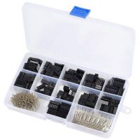 Dupont Terminal Assortment Kit 2.54mm - 620pcs