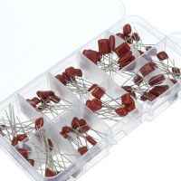 Capacitor MKT Assortment Kit 10-470nF - 100pcs