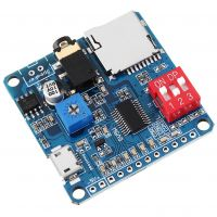 Voice Playback / MP3 Player Module with 5W Amplifier