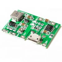 Lithium Charging Module with Step Up Boost Converter (3.7V/9V/5V - 2A)
