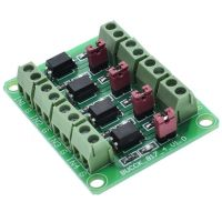 PC817 4-Channel Optocoupler Isolation Board